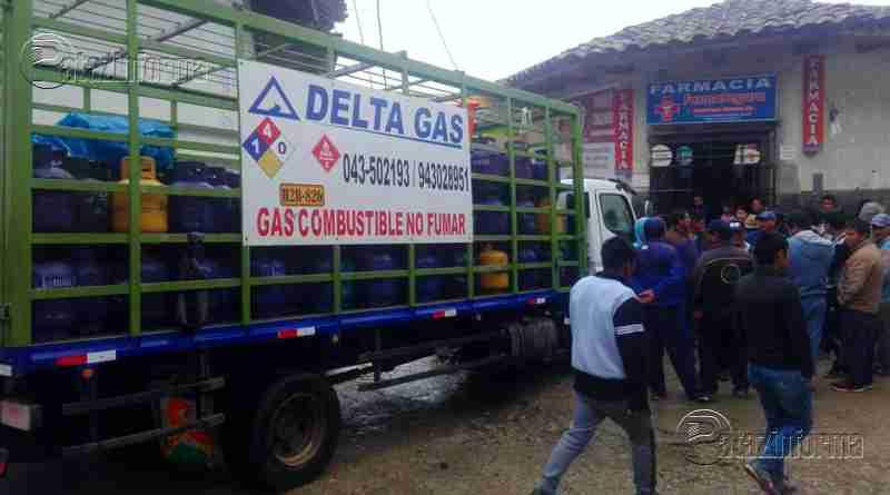 TAYABAMBA | Camión se empotra en vivienda arrollando a 3 personas