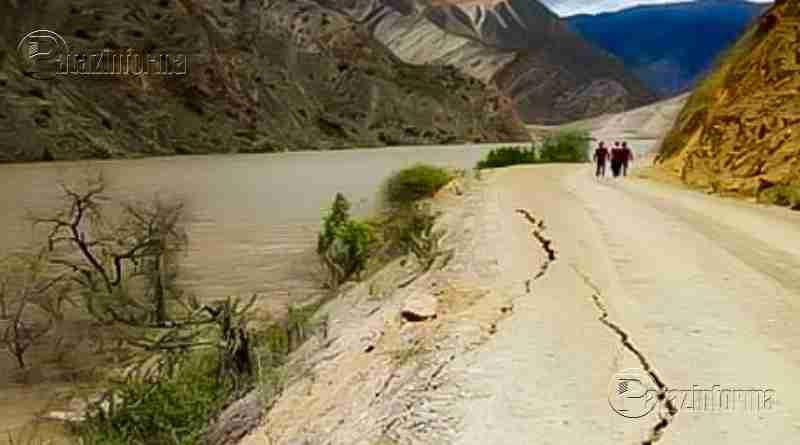 ANCASH | Víctimas en desastre de Suchimán no pueden ser rescatados