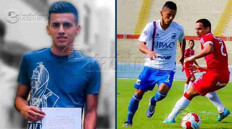 DEPORTES | Acevedo defenderá los colores del Club de Llacuabamba