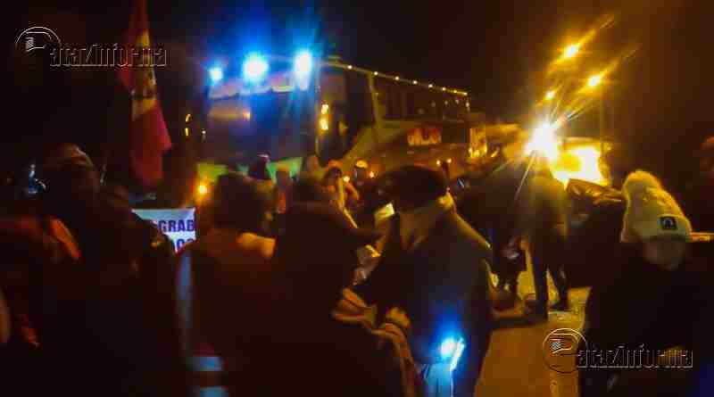 LA LIBERTAD | Inició paro de 48 horas. No hay pase al ande liberteño