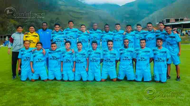 PARCOY | Presentan equipo de Llacuabamba para la Copa Perú 2019