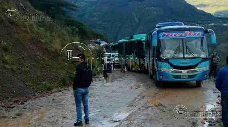 PATAZ | Denuncian vía Trujillo – Chagual – Tayabamba en mal estado