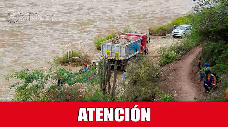 PATAZ | Pase Chagual – Vijus restringido por mejoramiento de carretera