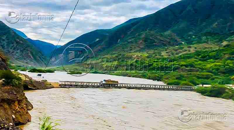 PATAZ | Puente Chagual será levantado 2M más de su estado actual