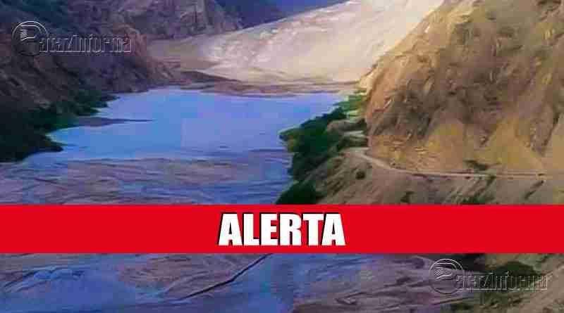 TAYABAMBA | Pueblos aledaños al río Marañón en un inminente peligro