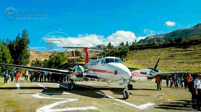 LA LIBERTAD | Gestionan vuelos módicos a Huamachuco y Urpay