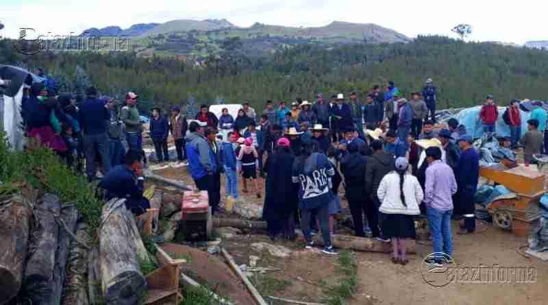LA LIBERTAD | 8 mineros mueren en mina artesanal cerro El Toro