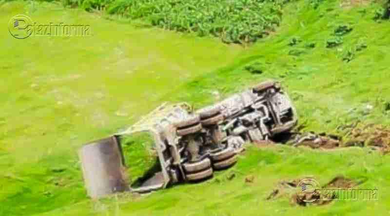 LA LIBERTAD | Trágico accidente deja un fallecido y un herido grave