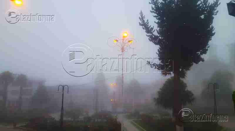 PATAZ | Distritos soportan lluvia, neblina y descensos de temperatura