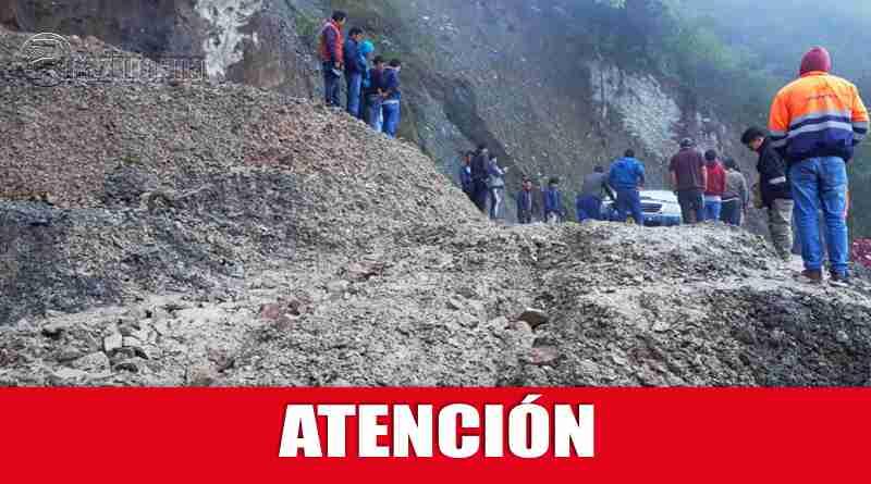 PATAZ | Vía Trujillo – Chagual – Tayabamba se torna muy peligrosa