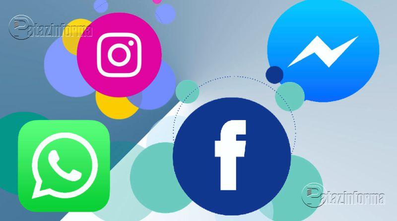 Usuarios reportan problemas en WhatsApp, Facebook e Instagram