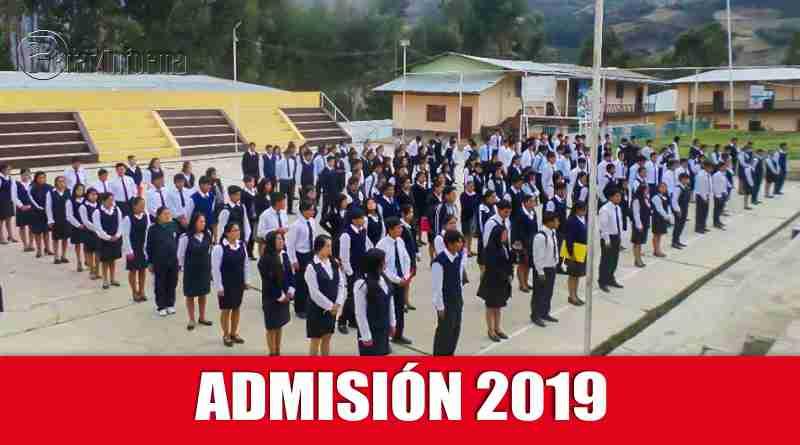 TAYABAMBA | Instituto inició convocatoria para examen de admisión