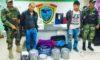 ANCASH | Detienen a 02 sujetos que transportaban marihuana
