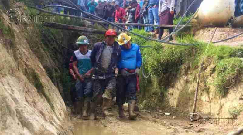LA LIBERTAD | 17 obreros han fallecido en accidentes en minas