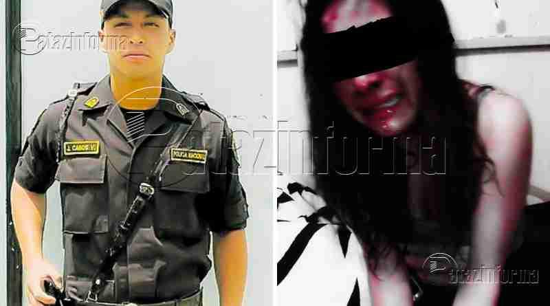 PARCOY | Agente policial es acusado de golpear y ultrajar a joven