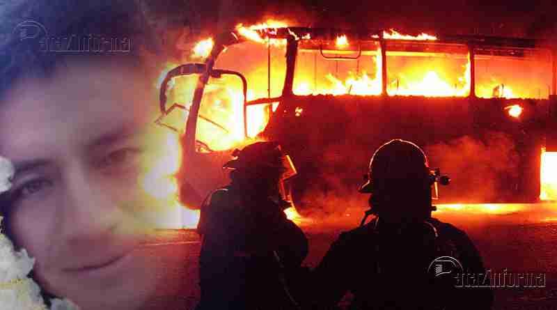 PATAZ | Incendio de Bus en Lima enlutó a una familia patacina