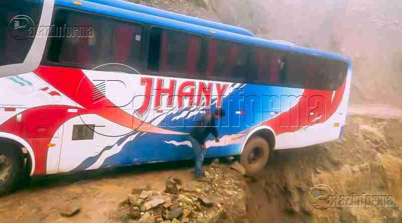 PATAZ | Piden suspender tránsito vía Huamachuco – Tayabamba