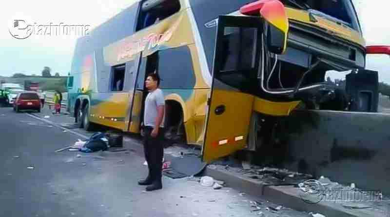 PERÚ | 08 apristas mueren cuando viajaban a velorio de Alan