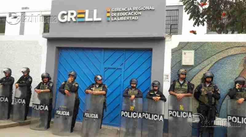 LA LIBERTAD | Plazas habrían sido obtenidas con títulos falsos