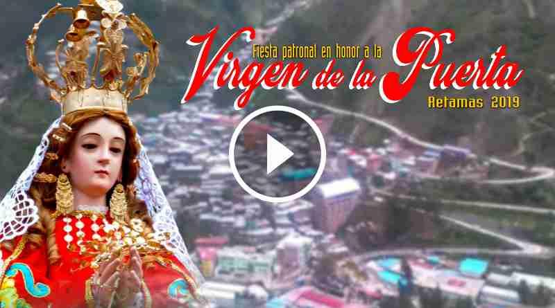 PARCOY | Devotos celebrarán su fiesta a la Virgen de la Puerta