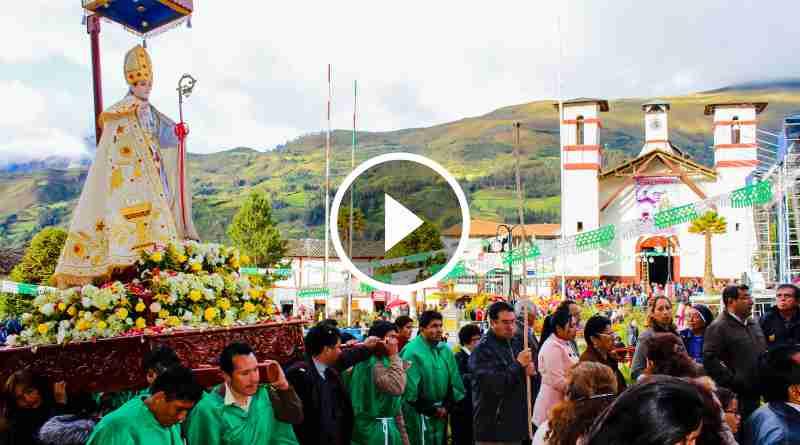 TAYABAMBA | Spot promocional. Invitan a fiesta Santo Toribio