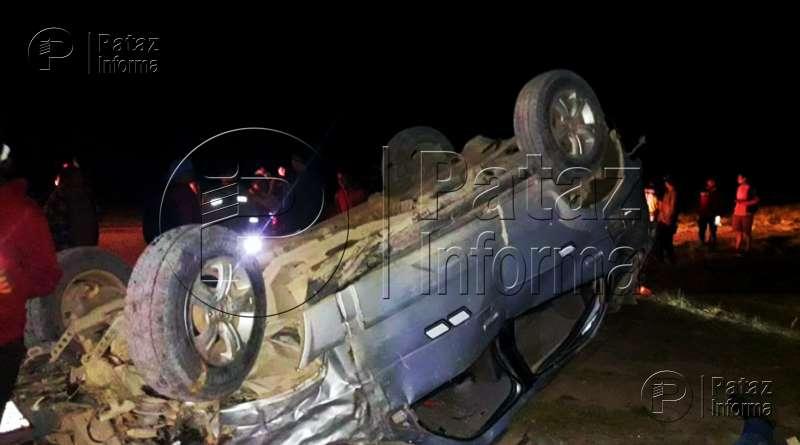 Accidente de tránsito dejó 03 fallecidos y un herido en Pataz