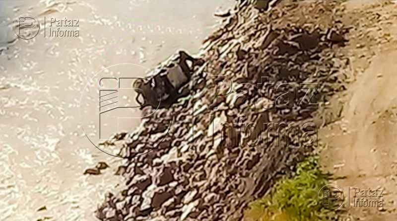 Accidente deja una persona desaparecida y 02 heridos en Pataz