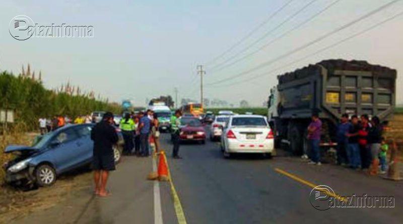 LA LIBERTAD | 04 fallecidos deja accidente en carretera al ande