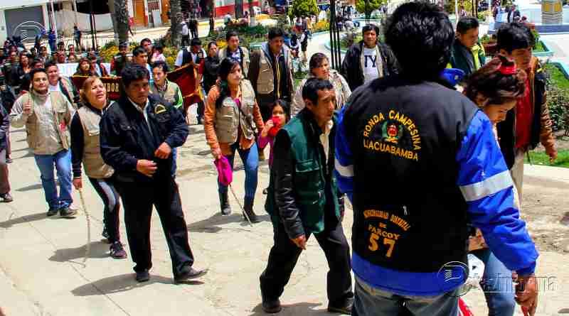LA LIBERTAD | Región entregará camionetas a rondas campesinas