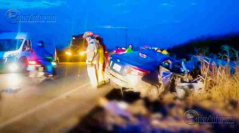 LA LIBERTAD | Nuevo accidente en la vía Huamachuco – Trujillo