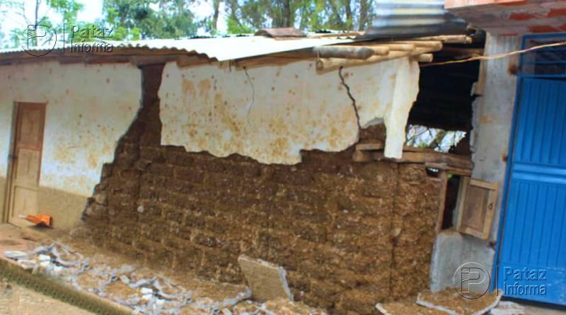 Menor falleció tras recibir golpe al momento del sismo en Pataz