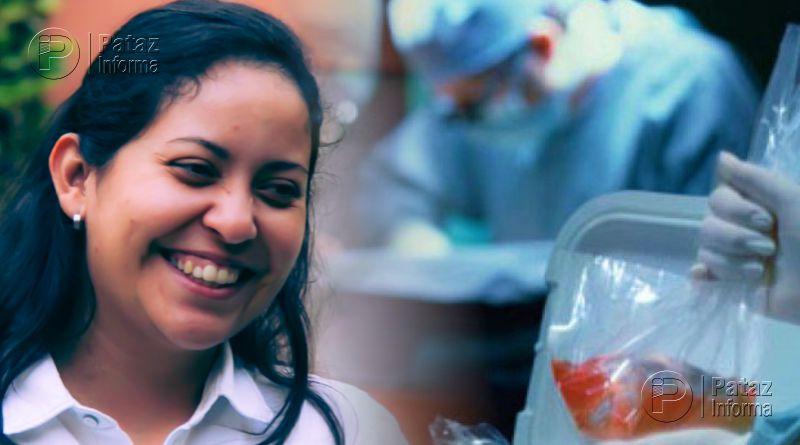 Mujer venezolana dona órganos y salva la vida a 05 peruanos