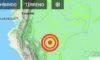 Sismo sorprendió causando pánico y terror a pobladores de Pataz