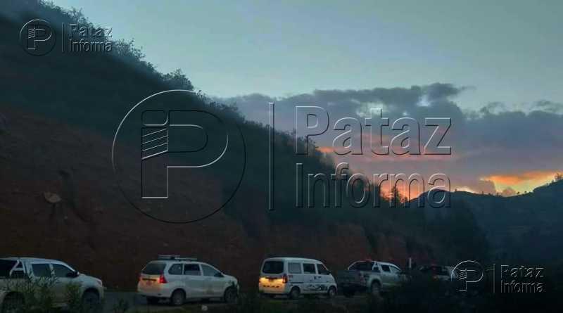 Pase interrumpido en la ruta Trujillo – Tayabamba vía Chagual