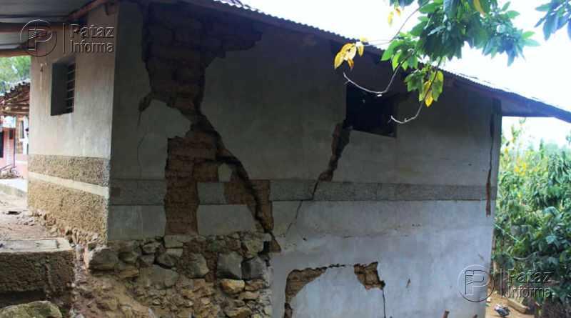 Pataz, una de las provincias liberteñas más afectadas por sismo