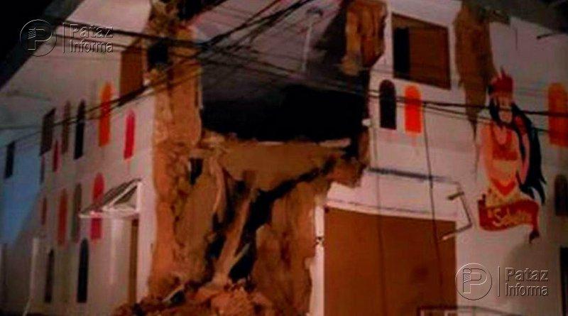Se confirma un fallecido y 11 heridos luego del sismo en Loreto