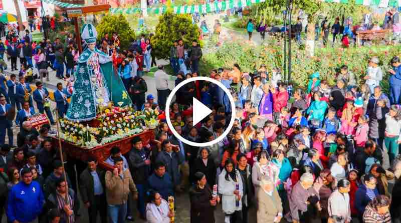 Fiesta a Santo Toribio buscan se declare Patrimonio Cultural