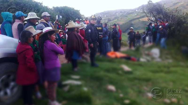 02 muertos y 04 heridos dejó accidente en la sierra liberteña