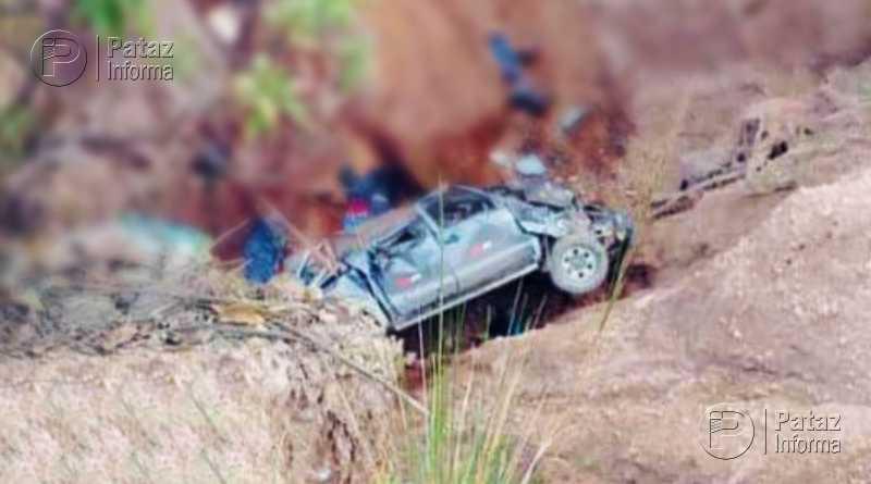 07 muertos y 03 heridos dejó accidente en el ande liberteño