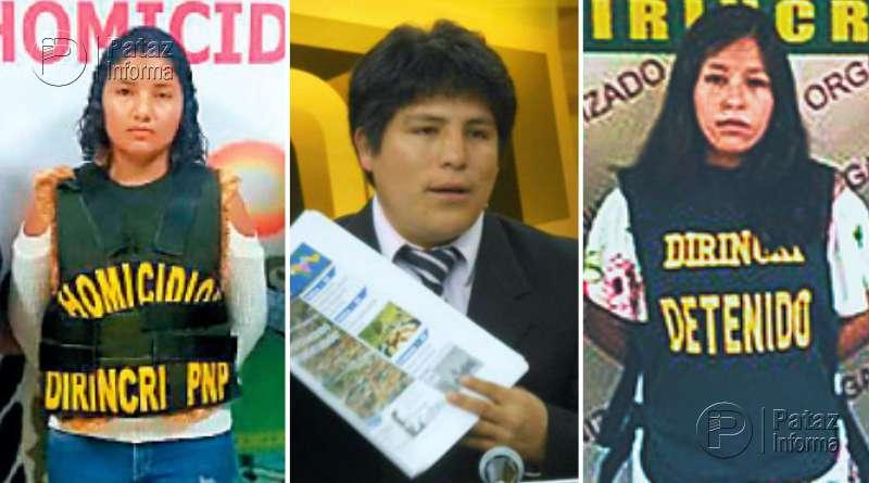 35 años de prisión para involucradas en muerte de periodista