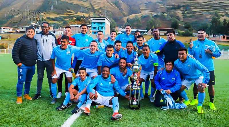 """Llacuabamba campeón provincial de la """"COPA PERÚ 2019"""""""