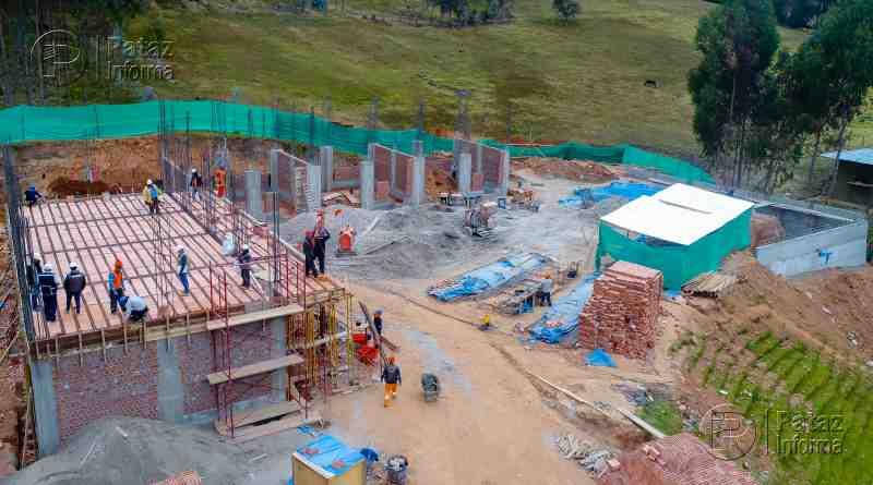 """Colegio """"La Victoria"""" contará con moderna infraestructura"""