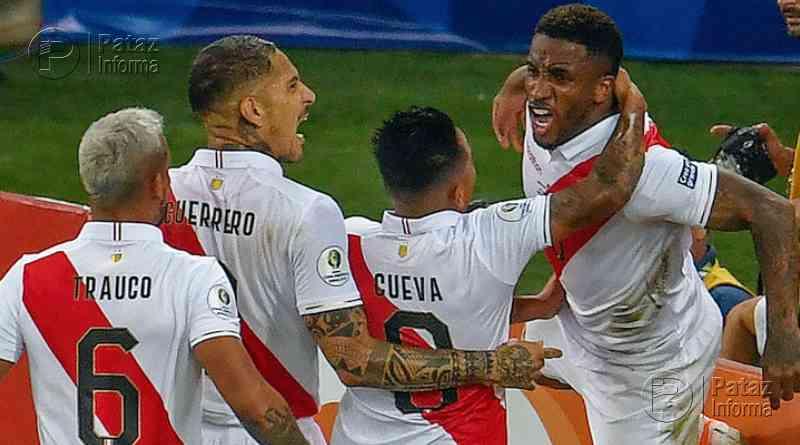 Con la caída de Paraguay, Perú clasificó a los cuartos de final