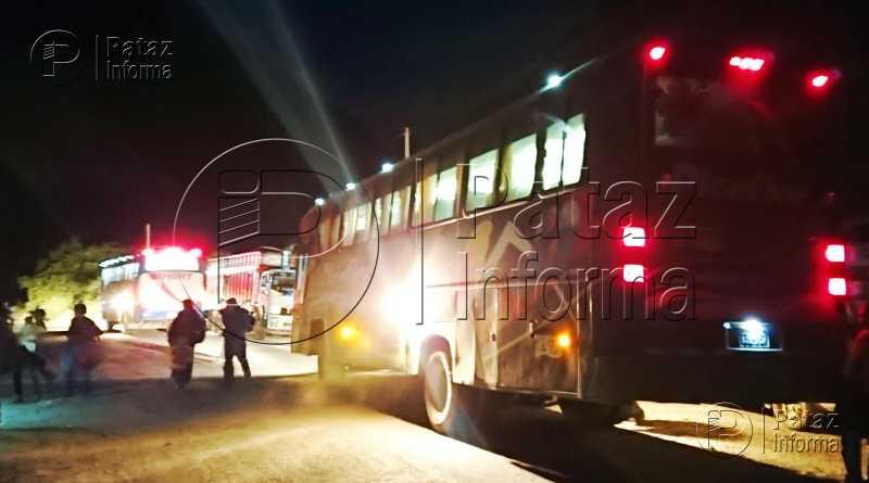 Asaltan vehículos en la ruta Tayabamba – Trujillo vía Sihuas