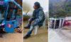 Accidentes de tránsito en Pataz dejaron una persona herida