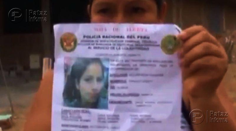 Hallan cadáver de joven estudiante desaparecida hace 22 días