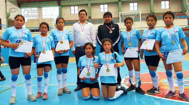 Matadorcitas patacinas sub 12 campeonas regionales 2019