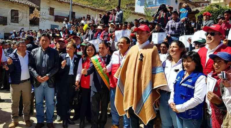Presidente de la República Martín Vizcarra llegó a Chilia