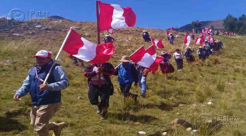 200 campesinos viajan para escenificar Batalla de Huamachuco