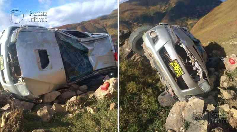 Accidente de tránsito en Alto Molino dejó 02 heridos leves
